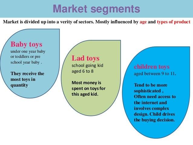 how can ebay segment its market