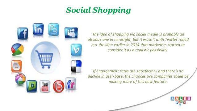 impact of social media marketing on sales pdf