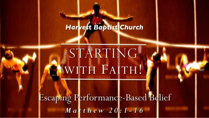 Faith 5 matt 20 1 16 slides 081912