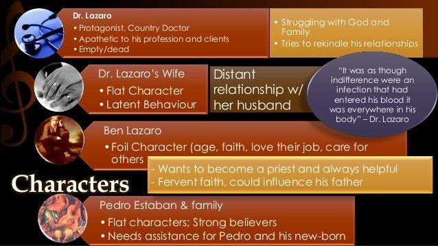 Faith, Love, Time and Dr. Lazaro