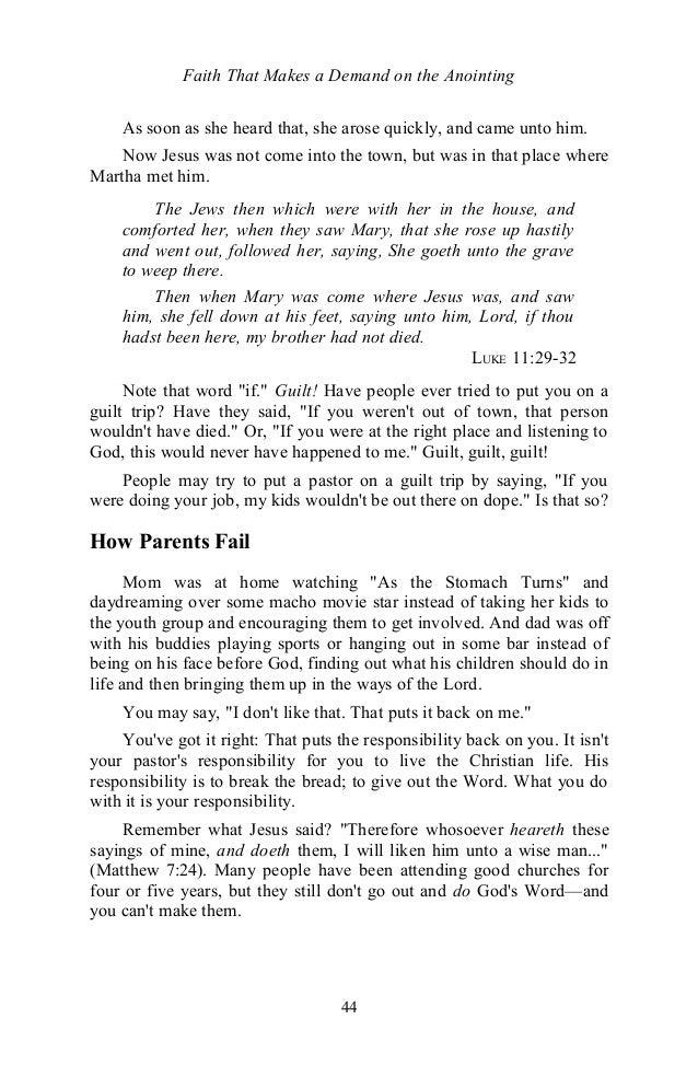 Faithmakesademandontheanointingbyeddufresne 131127153835 phpapp01 fandeluxe Choice Image