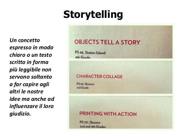 Esempio efficace di storytellinghttp://bit.ly/storytellingrules