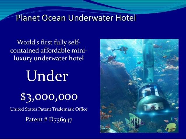 Hotel Under The Ocean In Florida