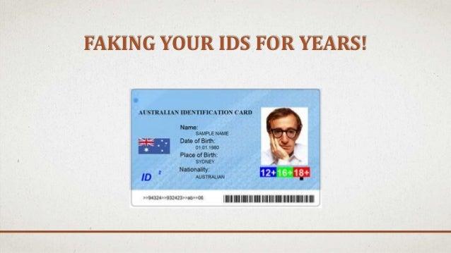Fake ID Maker