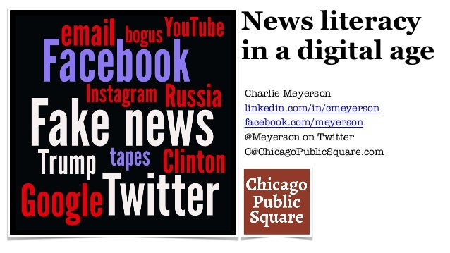 Charlie Meyerson linkedin.com/in/cmeyerson facebook.com/meyerson @Meyerson on Twitter C@ChicagoPublicSquare.com News liter...