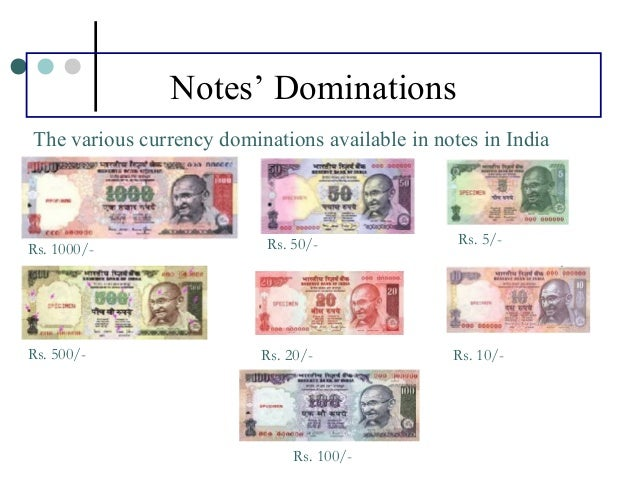 Fake note detection