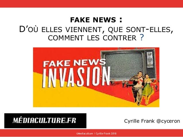 25 janvier 2018 – WADay525 janvier 2018 – WADay5©Mediaculture / Cyrille Frank 2018 FAKE NEWS : D'OÙ ELLES VIENNENT, QUE SO...