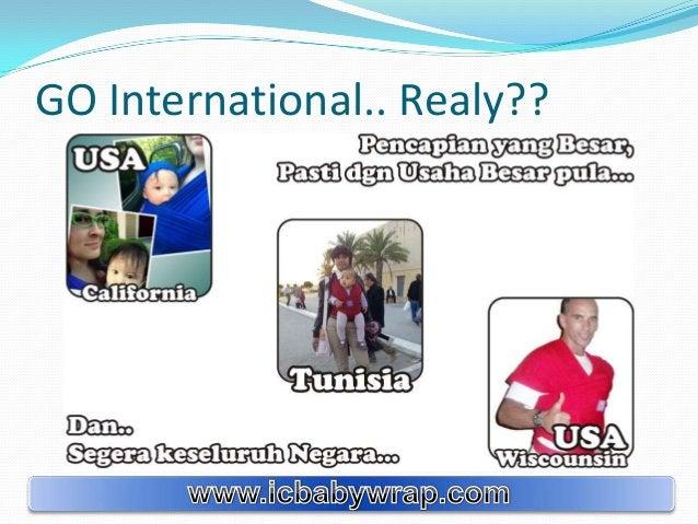 GO International.. Realy??