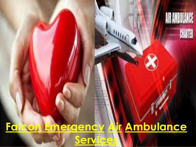 Falcon Emergency Air Ambulance Services