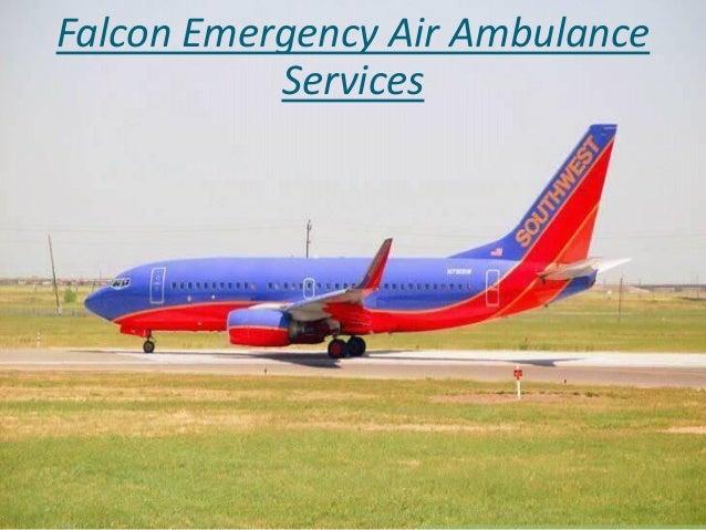 Finest Air Ambulance Service In Shillong And Srinagar By