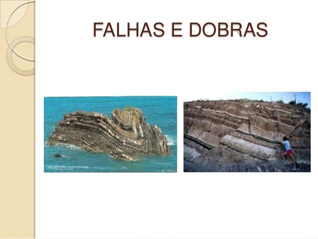 FALHAS E DOBRAS