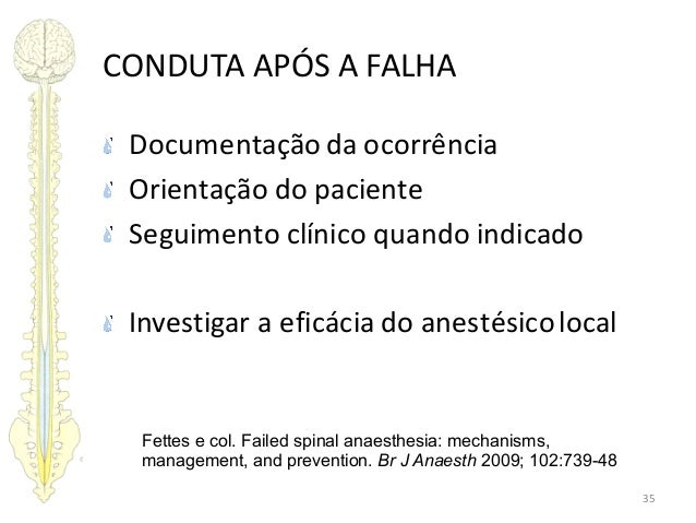 (PDF) Spinal anesthesia for outpatient pediatric surgery ...