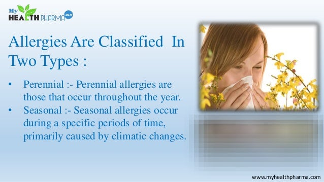 Fall Allergy Symptoms And Treatment