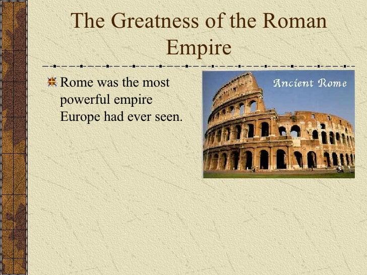 Fall Of  Rome Slide 2