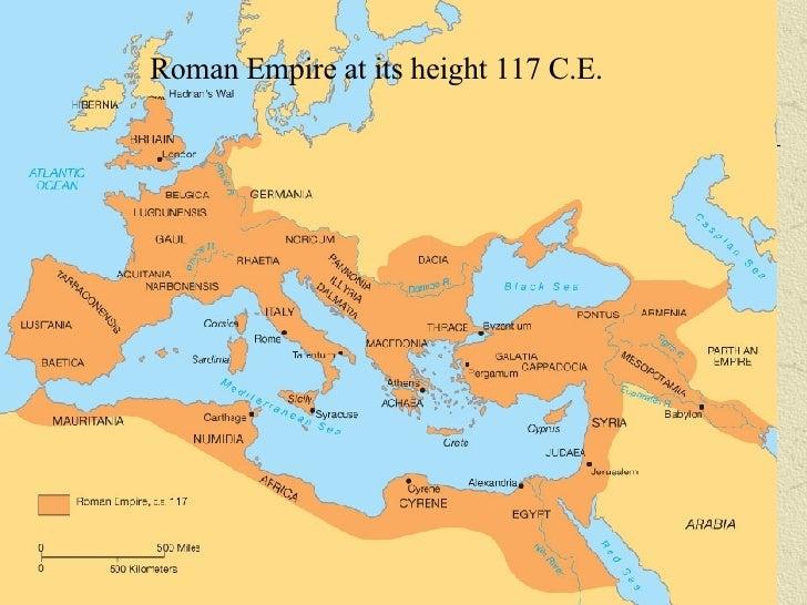 Fall Of  Rome Slide 3