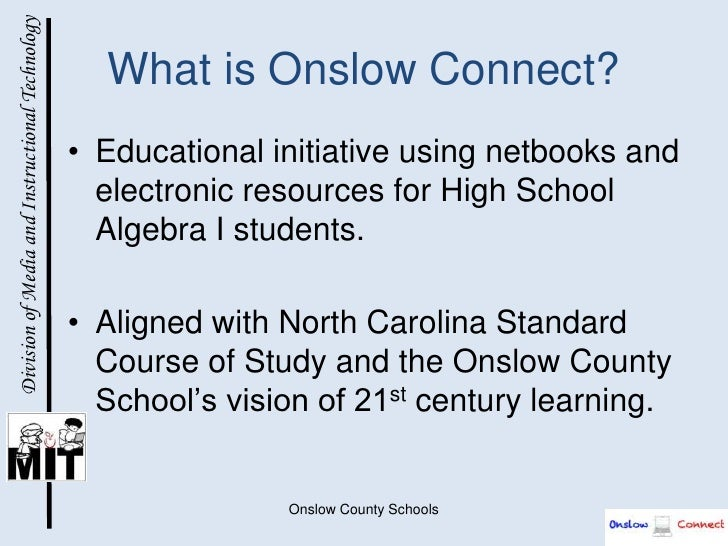 Fall 2011 onslow connect parent meeting ppt