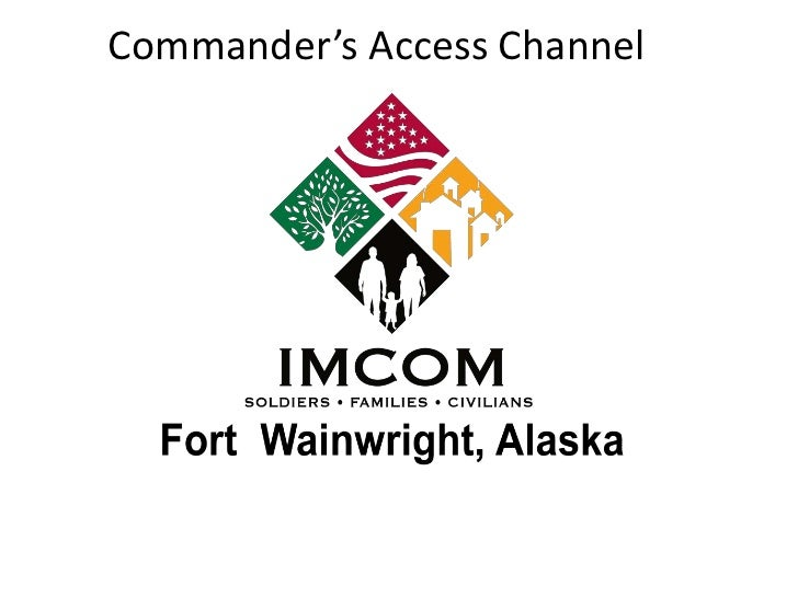 Commander's Access Channel