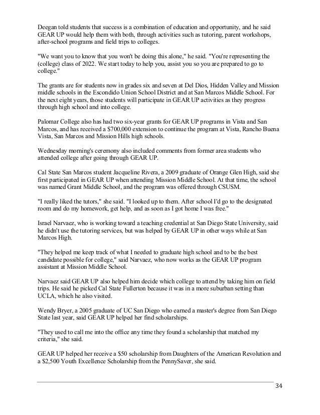 Sample essay using teel photo 3