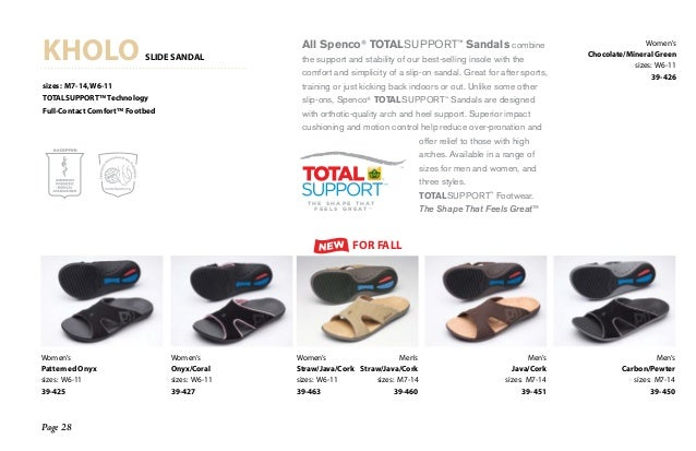 Spenco Original Total Support Insoles Orthotics Women/'s 3-12 Men/'s 6-15 ALL SIZE