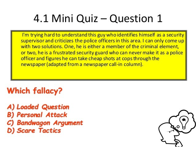 fallacy summary Can someone give me a summary of what happened in the season 4 episode fallacy particularly how the case was resolved at the end.