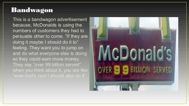 Mcdonalds Bandwagon Ads Fallacies (1)