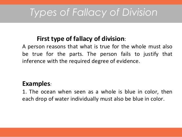 Fallacy Of Logic