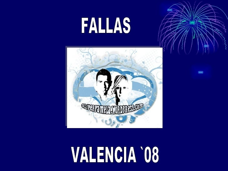 FALLAS VALENCIA `08
