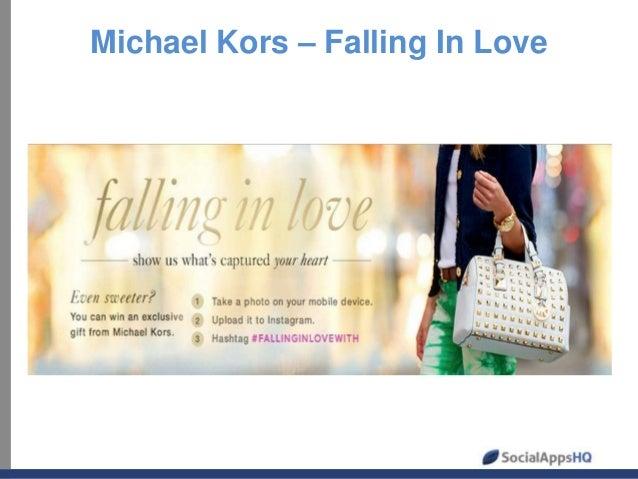 Michael Kors – Falling In Love