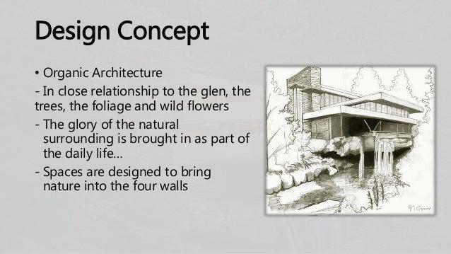 10 Design Concept O Organic Architecture