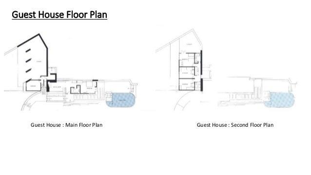 Main House Floor Plan Third Floor Plan; 27.