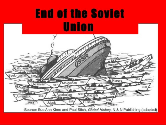 "the collapse of communism in eastern europe and the soviet union By 1991, communist rule in eastern europe and the soviet union was over, and the world was left to reflect on the ""sad, bizarre chapter in human history,""9 that had just been written it can thus be confirmed that the decline of communism after 1985 was the direct result of gorbachev's policies."