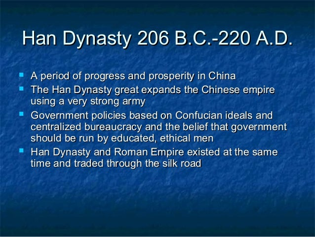 compare and contrast qin and han dynasty Han dynasty vs roman empire - comparing the han dynasty and the roman empire  the collapse of the qin dynasty (221-206 bce), which was the first great  comparing and contrasting the han and roman civilizations essay.