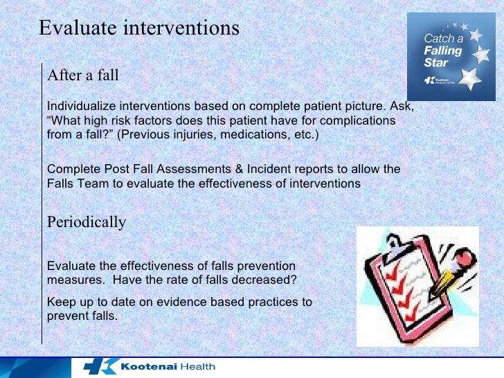 falls prevention direct care