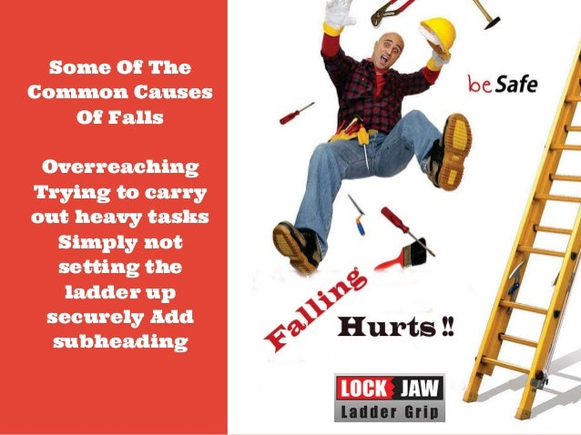 Falls Prevention From Height And Ladders