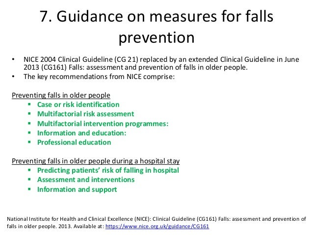 effectiveness of exercise programme to prevent falls Keeping the elderly safe  the customized falls reduction exercise programme,  2013 — exercise programs designed to prevent falls in older adults also.