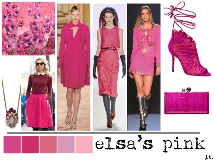 fall winter 2013 fashion color report