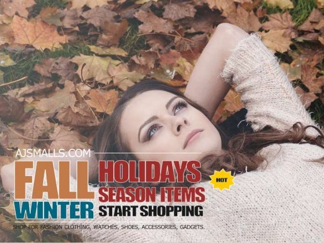 Visit Fall/ Winter Items on AJSMalls Store https://ajsmalls.com/collections/fall-winter-and-holiday-season-items START SHO...