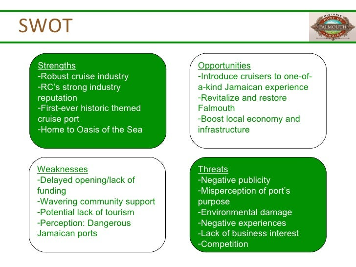 swot analysis charity sector
