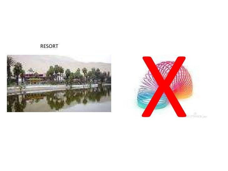 X<br />RESORT<br />