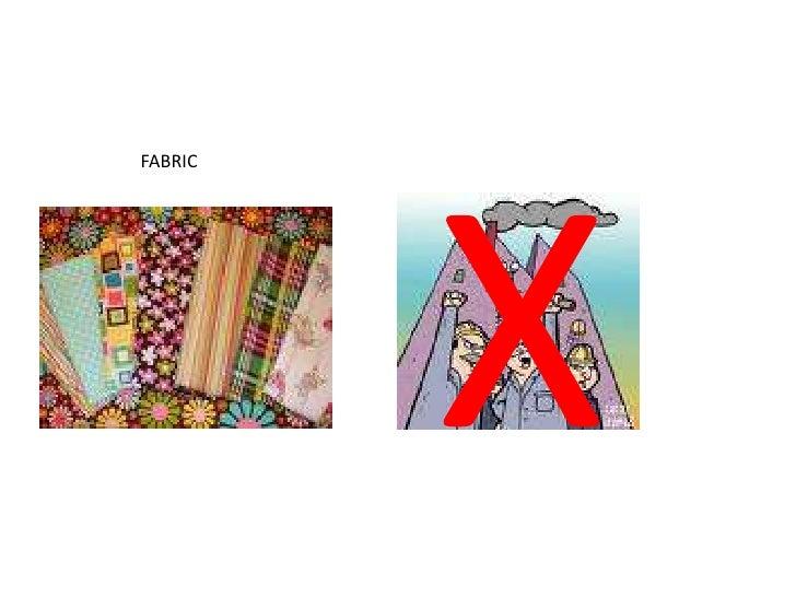 X<br />FABRIC<br />