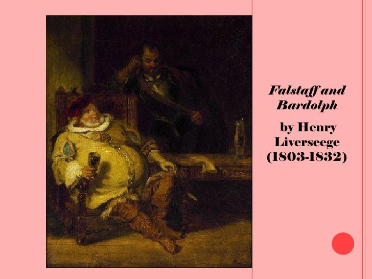 the role and significance of sir john falstaff in william shakespeares 1 henry iv Plot summary of and introduction to william shakespeare's play henry iv, part 1, with links to online texts, digital images, and other resources.