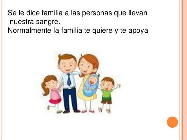 Importancia De La Familia