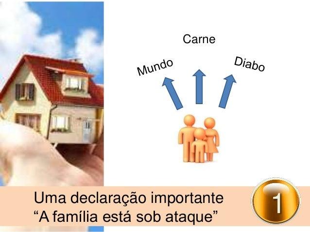FAMÍLIA NAS MÃOS DE DEUS Slide 3