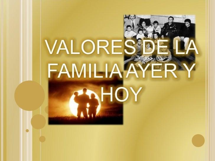 Familia con apuros