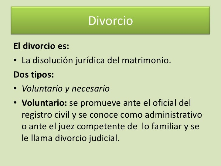 Matrimonio Y Divorcio : Familia matrimonio y divorcio