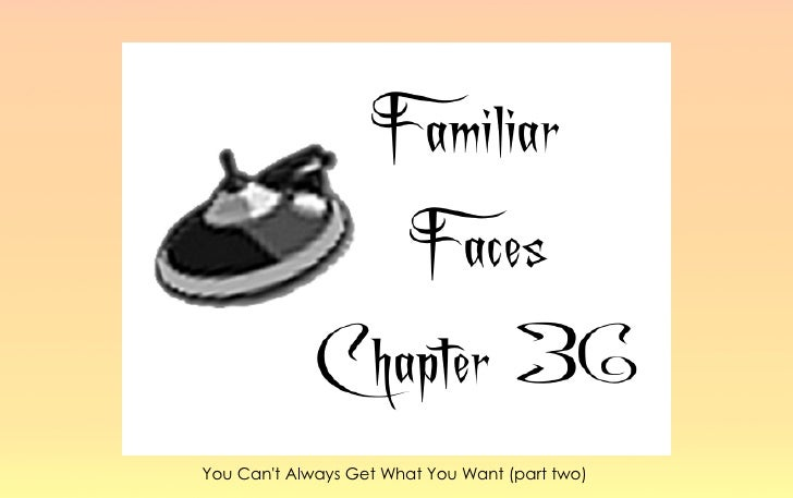 Familiar faces chapter 36 2