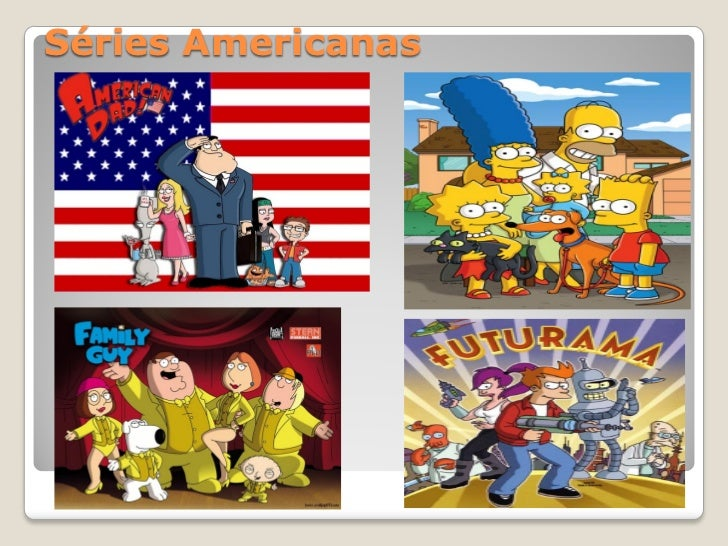 Séries Americanas