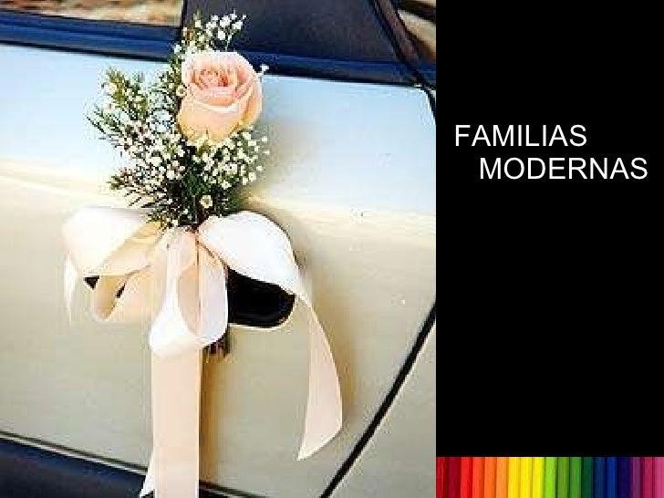 Matrimonios y Familias Modernas Slide 2