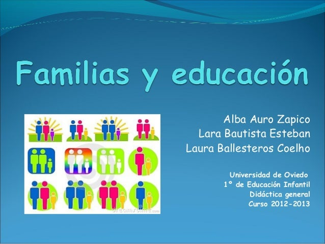Alba Auro Zapico  Lara Bautista EstebanLaura Ballesteros Coelho        Universidad de Oviedo       1º de Educación Infanti...