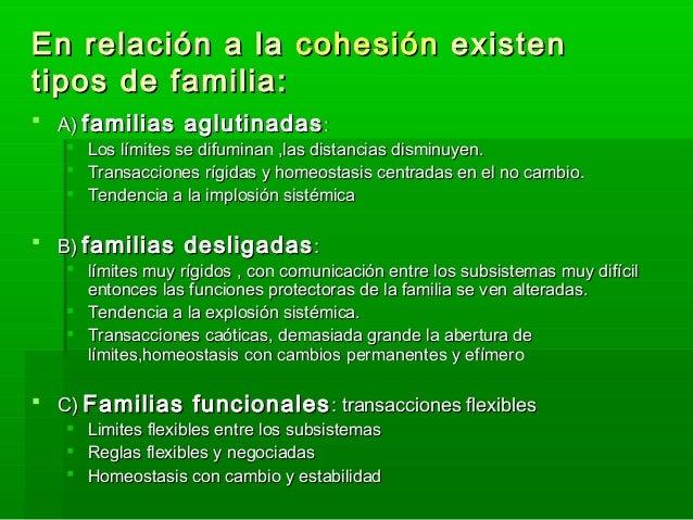 Familia Y Estructura